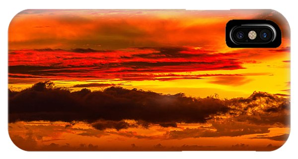 Sunset Wow2 IPhone Case