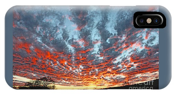 Sunset Colorado Country Style IPhone Case