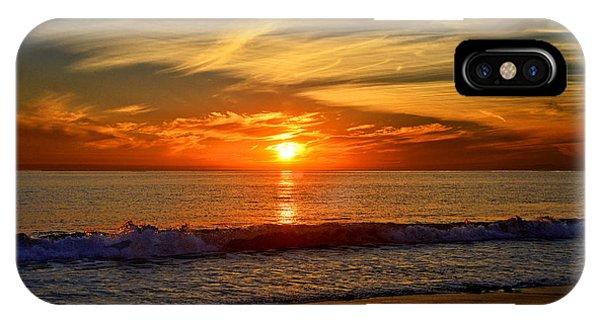 Sunset's Glow  IPhone Case