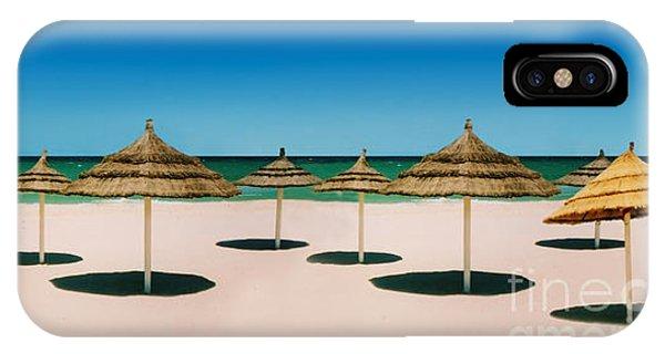 Sunshade Island IPhone Case