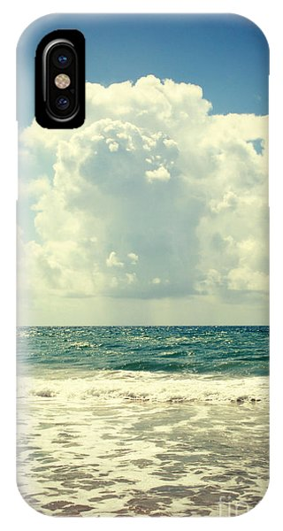Sunshine And Rain IPhone Case