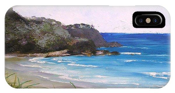 Sunshine Beach Qld Australia IPhone Case
