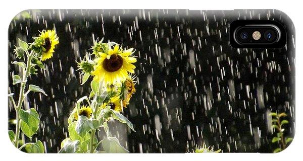 Sunshine In The Rain IPhone Case