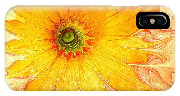 Sunshine Mine IPhone Case