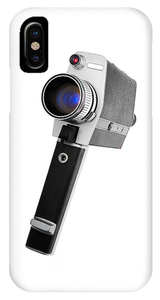 Super 8 Camera IPhone Case