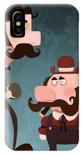 iPhone Case - Super Bros. by Adam Ford