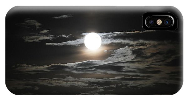 Super Moon 2013 IPhone Case