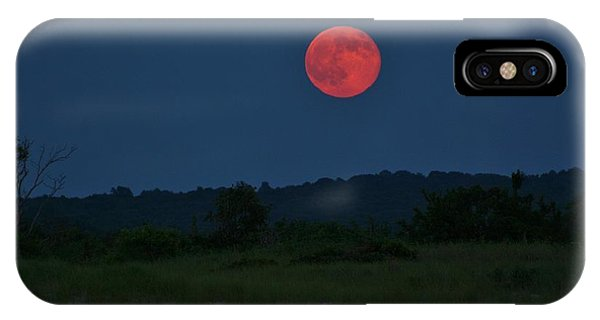 Super Moon July 2014 IPhone Case