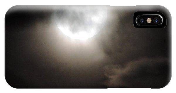Super Moon Sunday IPhone Case