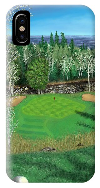 Superior National Golf Canyon 8 IPhone Case
