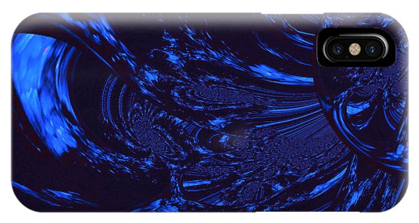 Supernatural Water Element IPhone Case