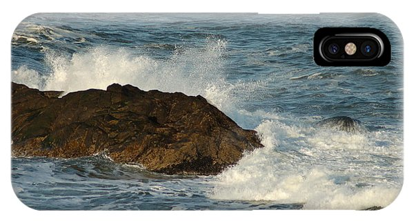 Surf And Rocks IPhone Case