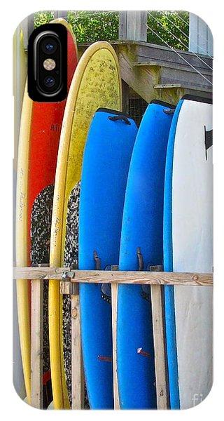 Surfer Dudes II IPhone Case