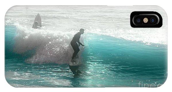 Surfing Usa IPhone Case