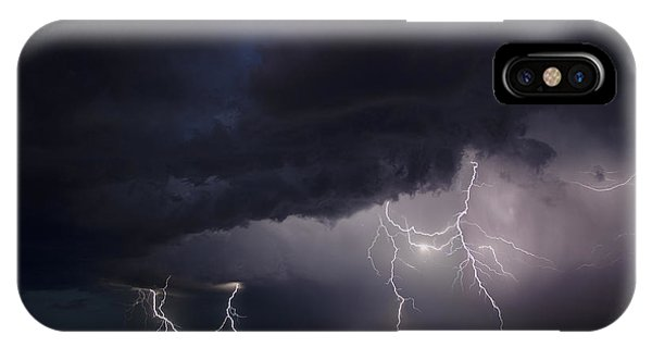 Surging North IPhone Case