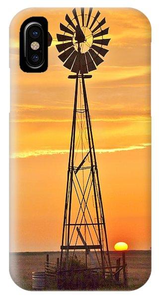 Surprise Sun IPhone Case