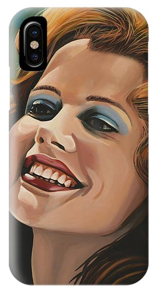 Susan Sarandon And Geena Davies Alias Thelma And Louise IPhone Case