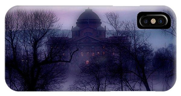 Susquehanna Commons... IPhone Case