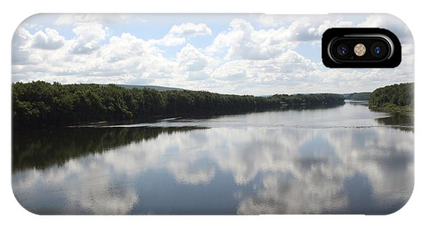 Susquehanna Reflections 2 IPhone Case