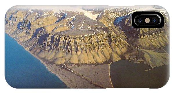 Svalbard Island Norway IPhone Case