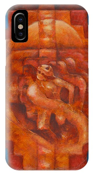 Swallowing The Sun IPhone Case