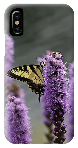 Swallowtail 0003 IPhone Case