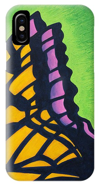 Swallowtail Signal IPhone Case