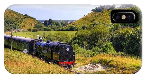 Swanage Steam Railway IPhone Case