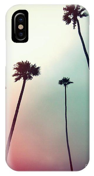 iPhone Case - Sway Away Palms IIII by Chris Andruskiewicz