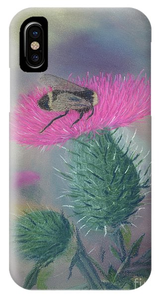 Sweet And Prickly IPhone Case