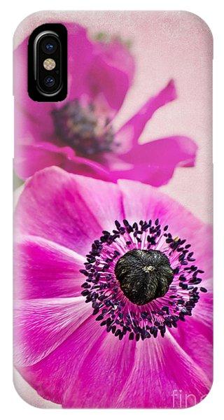 Sweet Anemone IPhone Case