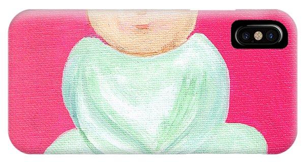 Sweet Buddha IPhone Case