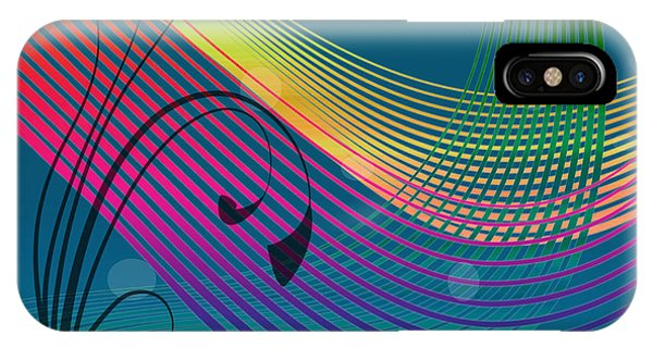 Sweet Dreams Abstract IPhone Case