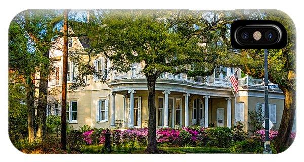 Steve Harrington iPhone Case - Sweet Home New Orleans Paint by Steve Harrington