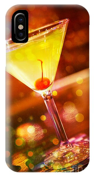 Sweet Martini  IPhone Case