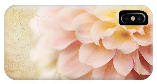 Sweet Memories IPhone Case