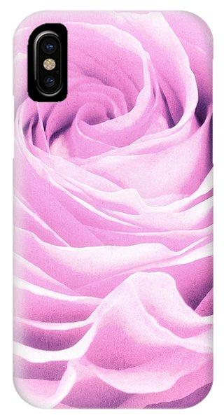 Sweet Pastel Rose IPhone Case