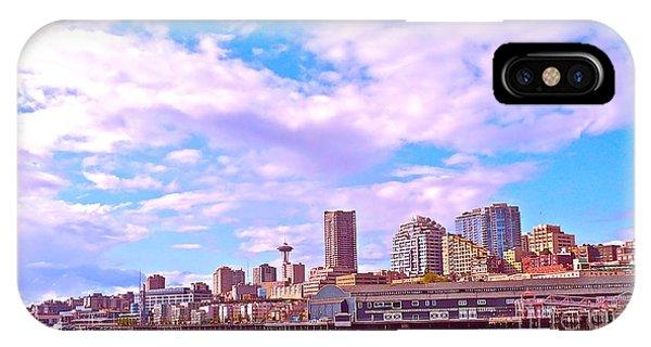 Sweet Seattle IPhone Case