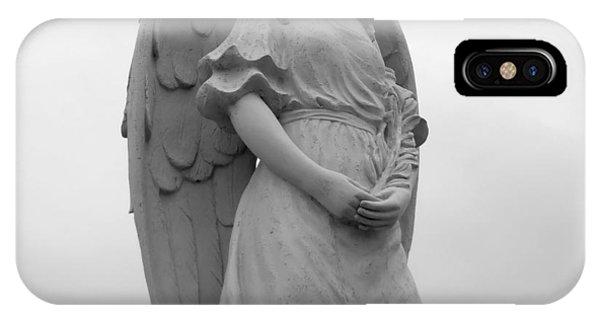 Sweet Seraphim IPhone Case