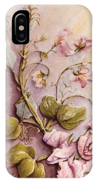 Sweet Sweet Pea IPhone Case