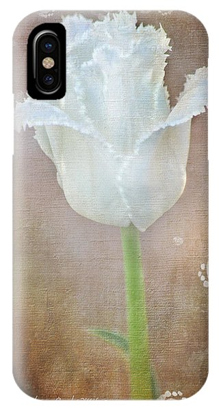 Sweet Tranquility IPhone Case