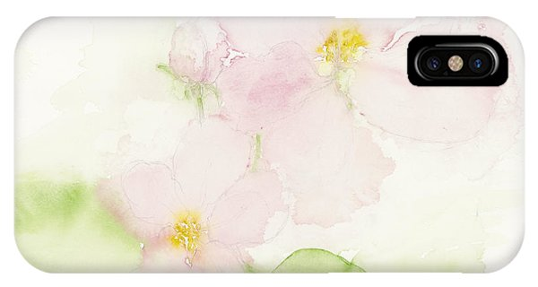 Sweetest Blossoms Of Spring IPhone Case