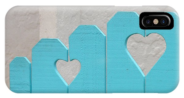 Sweetheart Gate IPhone Case