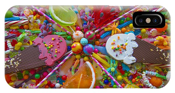 Novelty iPhone Case - Sweets 1 by MGL Meiklejohn Graphics Licensing