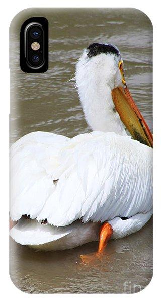 Swimming Away IPhone Case