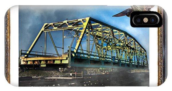 Swing Bridge IPhone Case