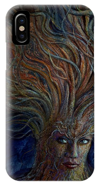Imagination iPhone Case - Swirling Beauty by Frank Robert Dixon