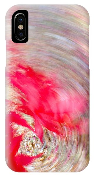 Swirling Japanese Maple Leaves IPhone Case
