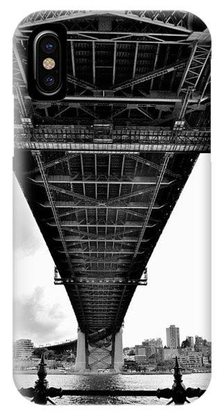Sydney Bridge 2 - Sydney - Australia IPhone Case