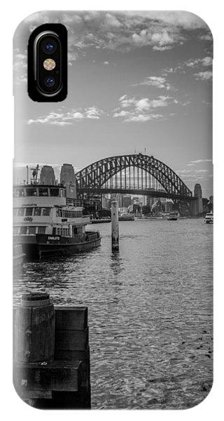 Sydney Harbour  Phone Case by Dasmin Niriella